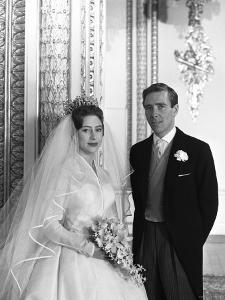 Wedding of the Late Princess Margaret and Photographer Antony Armstrong-Jones, Westminster Abbey by Cecil Beaton
