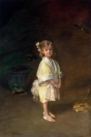 Portrait of Harriet Sears Amory, 1902-03 by Cecilia Beaux