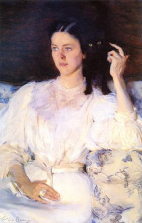 Sita and Sarita by Cecilia Beaux