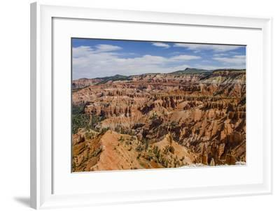 Cedar Breaks National Monument, Dixie National Forest, Utah, United States of America-Michael DeFreitas-Framed Photographic Print