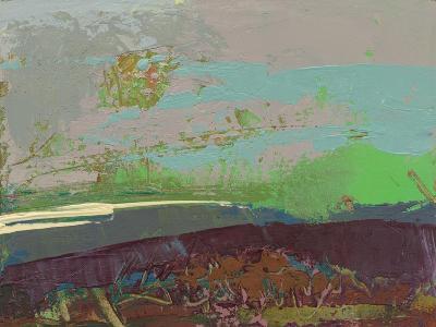 Ceide Study XVI-Grainne Dowling-Art Print