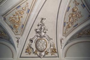 Ceiling Decoration from the Upper Gallery
