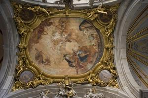 Ceiling of Santi Giovanni E Paolo, Venice