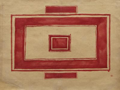 Ceiling Plan for the Red Theatre, Leningrad-Kasimir Severinovich Malevich-Giclee Print