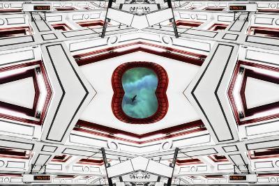 Ceiling Portal Sky Bird, 2014-Ant Smith-Giclee Print