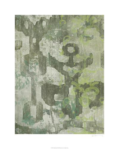 Celadon Ikat II-Chariklia Zarris-Limited Edition