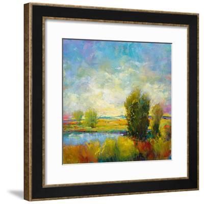 Celebrate Sky II-Patrick-Framed Giclee Print