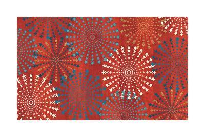 Celebrate USA VII-Veronique Charron-Art Print