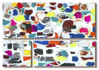 Celebration II-Jodi Fuchs-Canvas Art Set
