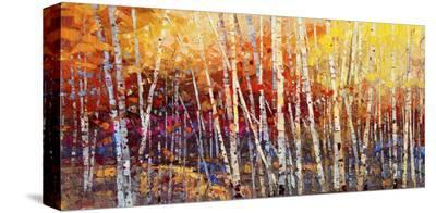 Celebration-Robert Moore-Stretched Canvas Print
