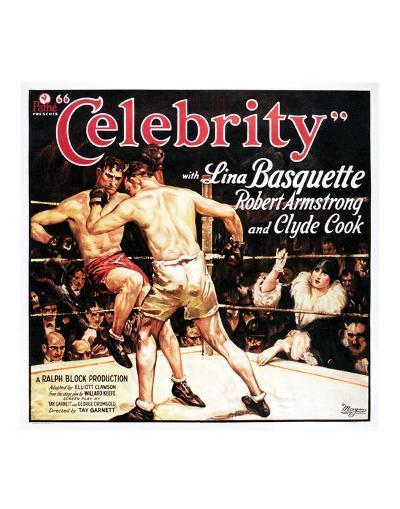 Celebrity - 1928--Giclee Print