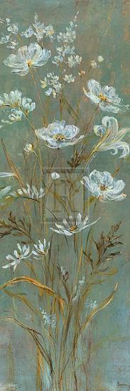 Celedon Bouquet I-Liv Carson-Art Print