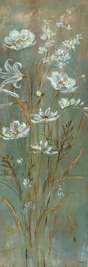 Celedon Bouquet II-Liv Carson-Art Print