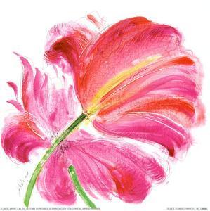Flowers Symphony I by Celeste