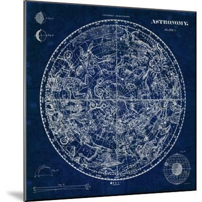 Celestial Blueprint-Sue Schlabach-Mounted Premium Giclee Print