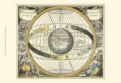 Celestial Hemispheres II--Art Print