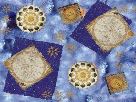 Celestial Movement-Maria Trad-Giclee Print