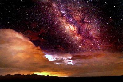 Celestial Storm-Douglas Taylor-Photographic Print