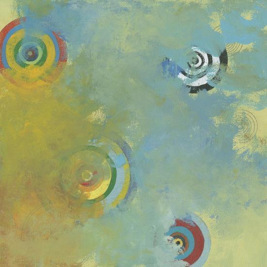 Celestial Strangers 1-Jan Weiss-Art Print