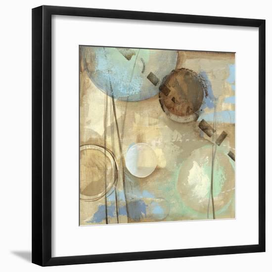 Celestial Study II-Megan Meagher-Framed Premium Giclee Print