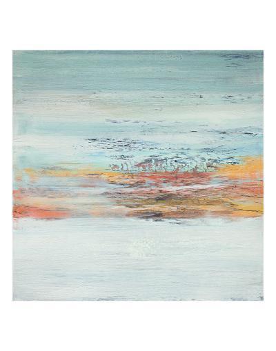 Celestial Sundown-Alicia Dunn-Art Print