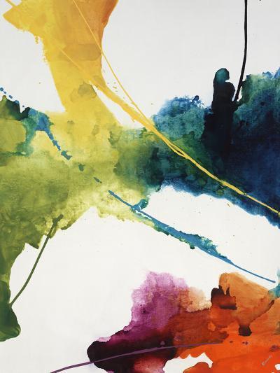 Celestial V-Sydney Edmunds-Giclee Print