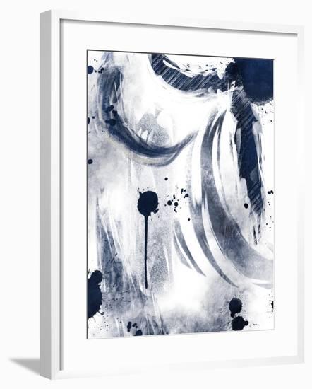 Celestial War 1-Marcus Prime-Framed Art Print
