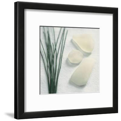 Straw Sea Glass