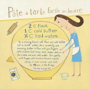 Butter Pie Crust by Céline Malépart