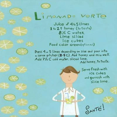 Green Lemonade by Céline Malépart