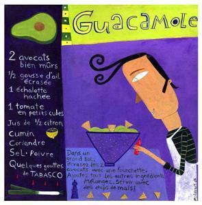 Guacamole by Céline Malépart