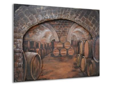 Cellar--Metal Wall Art