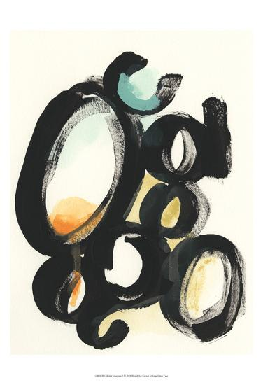 Cellular Structure I-June Vess-Art Print