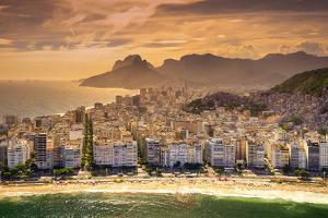 Copacabana Beach by CelsoDiniz