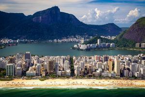 Ipanema Beach by CelsoDiniz
