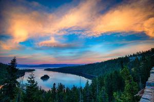 Lake Tahoe by CelsoDiniz