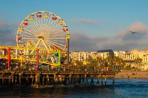 Santa Monica Pier by CelsoDiniz