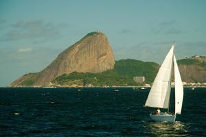 Sugar Loaf In Rio De Janeiro by CelsoDiniz
