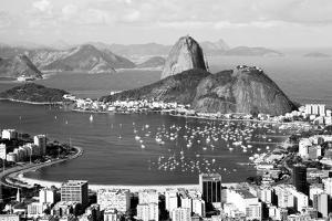 Sugarloaf Mountain In Rio De Janeiro by CelsoDiniz