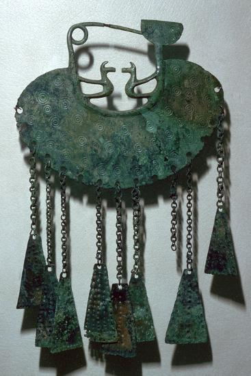 Celtic bronze pendant-Unknown-Giclee Print