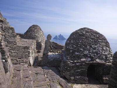 Celtic Monastery, Skellig Michael, UNESCO World Heritage Site, County Kerry, Republic of Ireland--Photographic Print