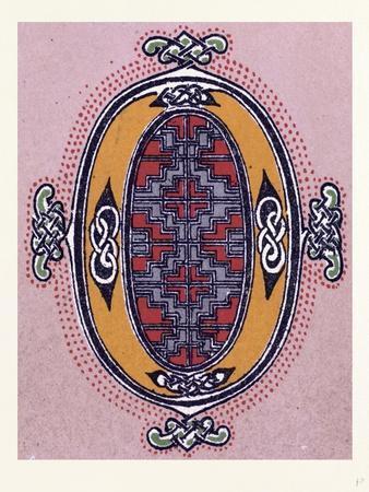 Celtic Ornament--Giclee Print