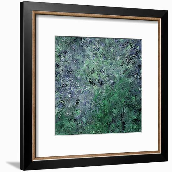 Center I-Danielle Harrington-Framed Art Print