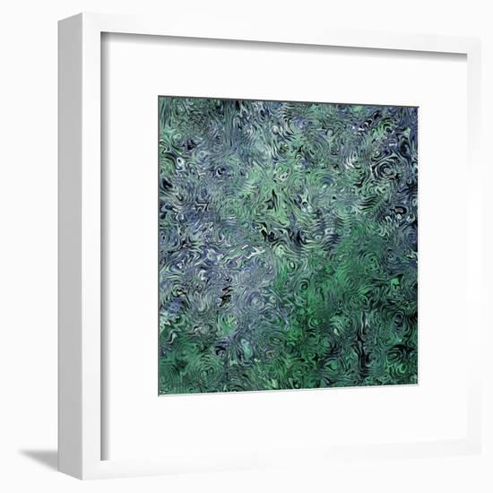 Center I-Danielle Harrington-Framed Art Print