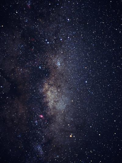 Center of Milky Way in Sagittarius-Roger Ressmeyer-Photographic Print