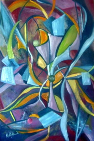 Centered-Ruth Palmer-Art Print
