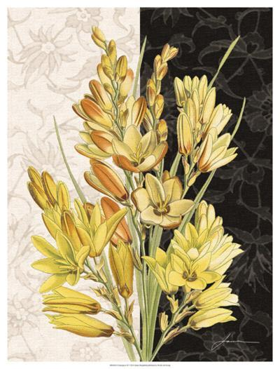 Centerpiece IV-James Burghardt-Giclee Print