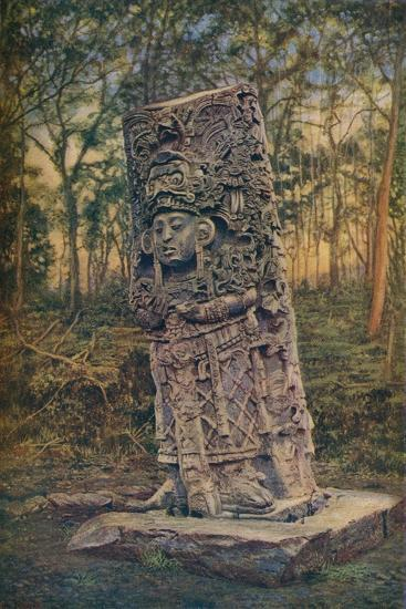 'Central America ...', c1920-Unknown-Giclee Print