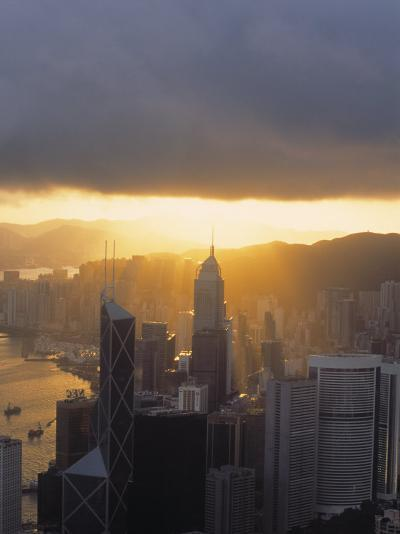 Central, Hong Kong, China-Demetrio Carrasco-Photographic Print