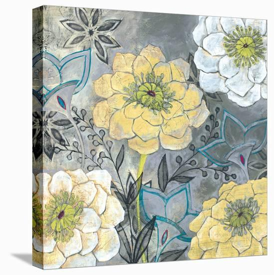 Central Park Bloom I-Kate Birch-Stretched Canvas Print